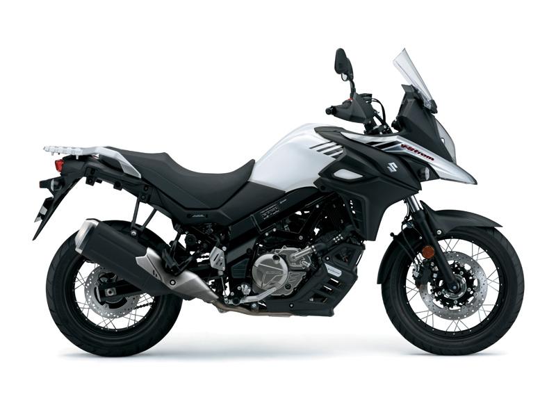 Suzuki DL650X Adventure Image