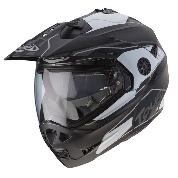 Caberg Tourmax Titan Flip Up Adventure Helmet Image