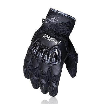 Rospa Crayon Super Bike Gloves Image