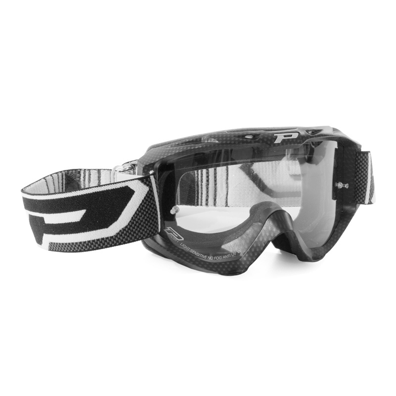 Progrip 3450 Thin Frame Goggles with Light Sensitive Lens Image