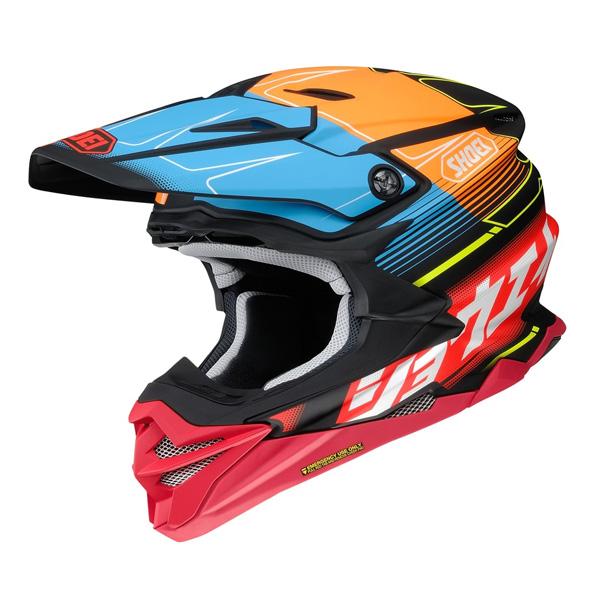 Shoei VFX-WR Zinger Helmet Image
