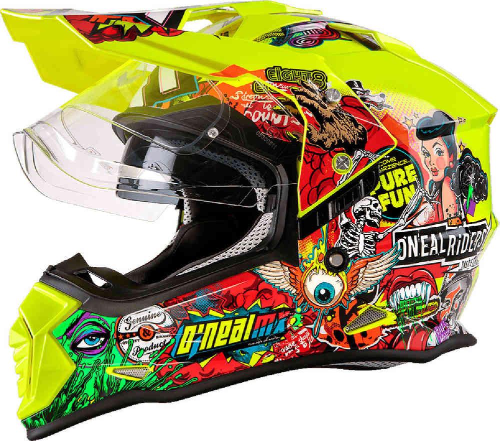 O´Neal Sierra II Crank Adventure Helmet Image