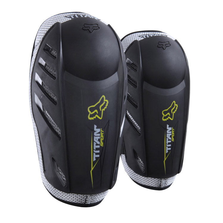 Fox Titan Sport Youth Elbow Guards Image