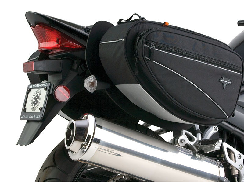 Nelson Rigg Deluxe Saddle Bag CL-950 Image