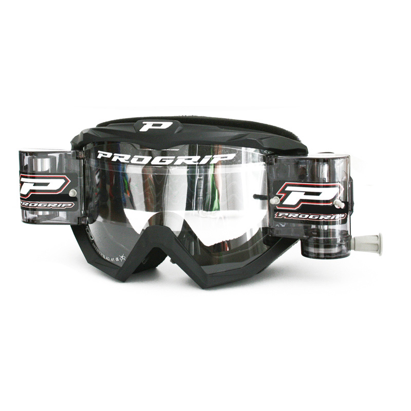 Progrip - 3208 Enduro Goggles with XL Roll-Off System Image