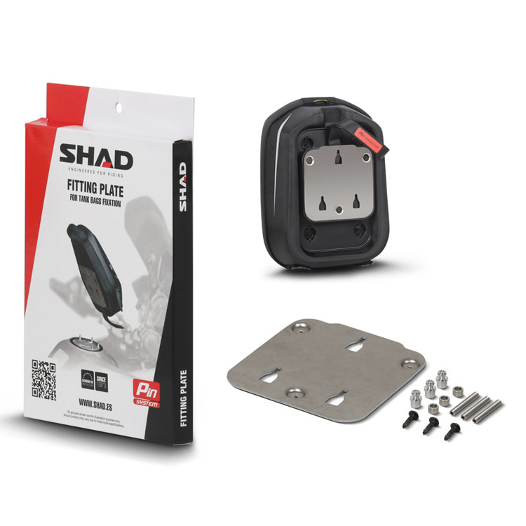 Shad Pin System Kit Available for all brands Image