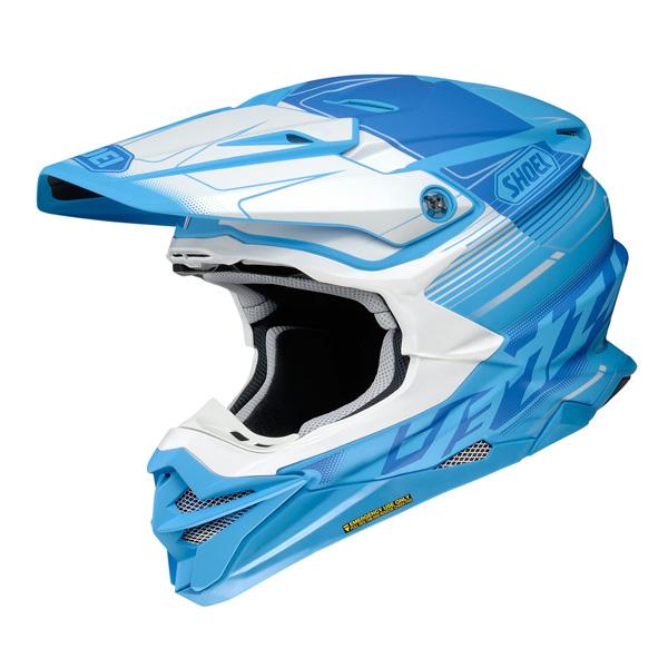 Shoei VFX-WR Zinger Helmet TC-2 Image