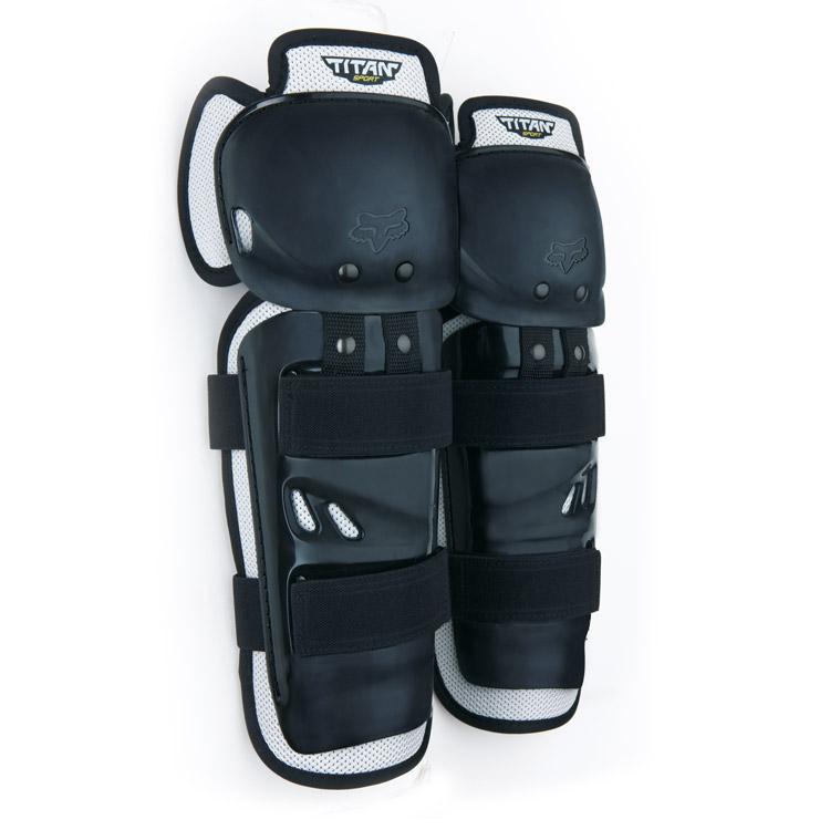 FOX Titan Sport Knee guards Image
