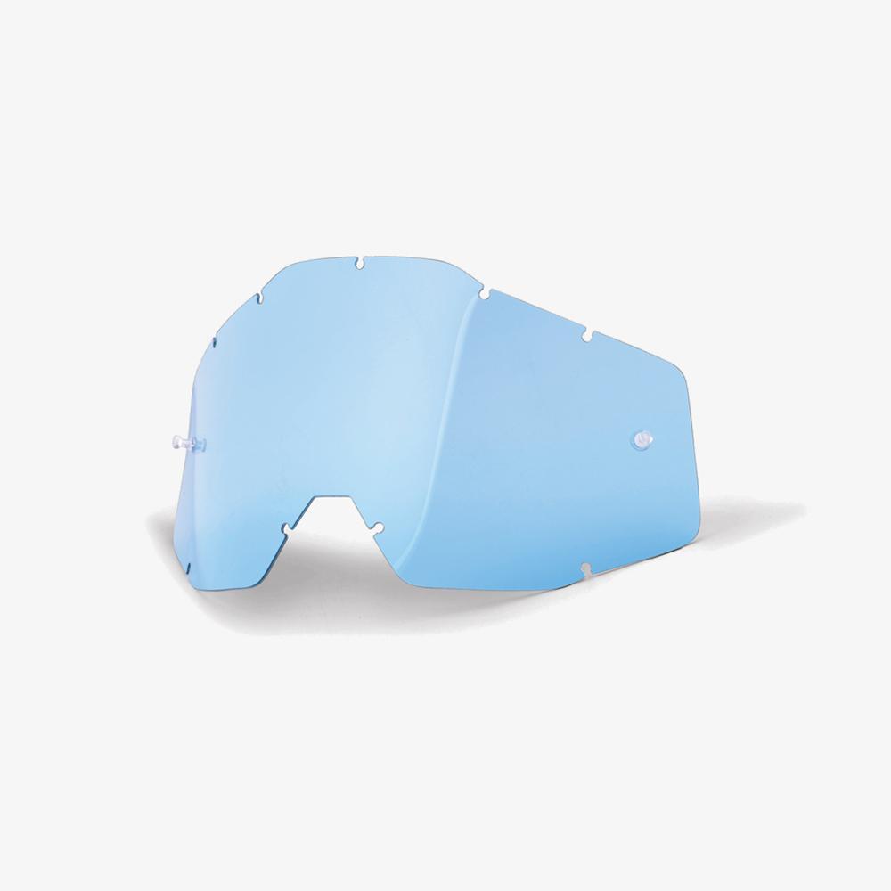 100% Lens Racecraft/Accuri - Blue Image