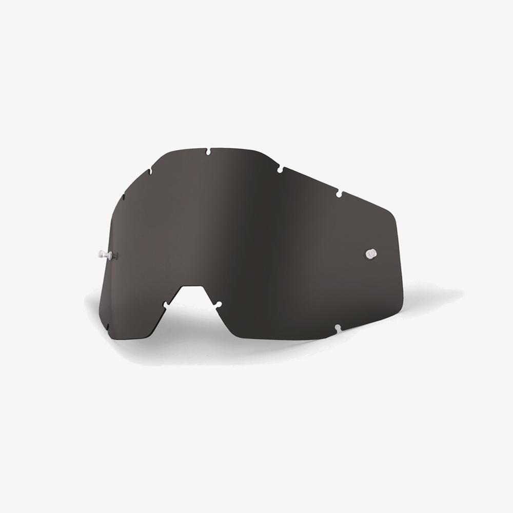 100% Lens Racecraft/Accuri - Dark Smoke Image