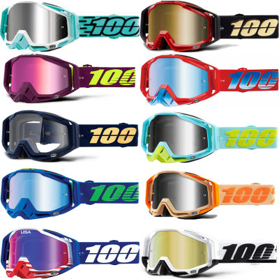 100% Goggle Racecraft Image