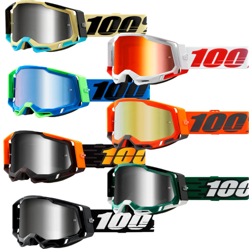 100% Goggle Racecraft Generation 2 Image