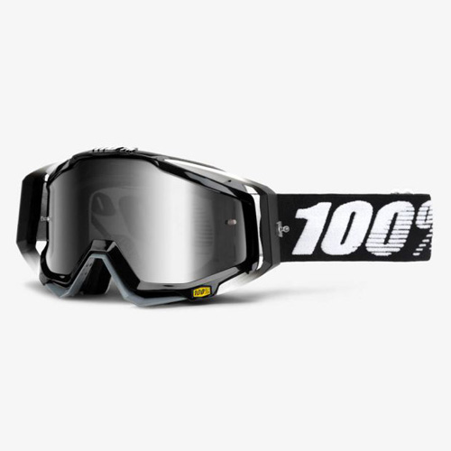 100% Racecraft Abyss Goggle Image