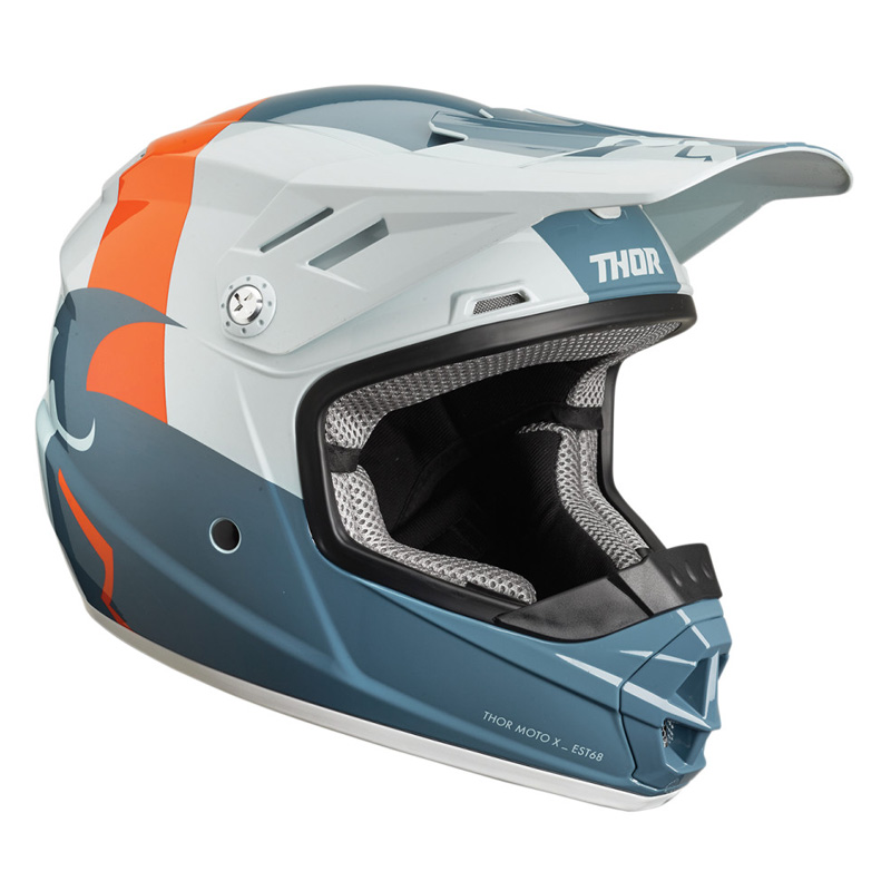 Thor Sector Shear Youth Helmet Image