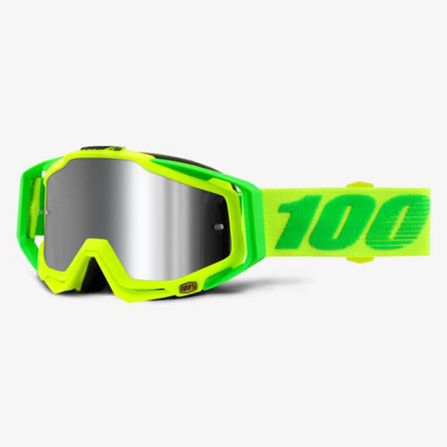 100% Racecraft Plus Sour Soul Goggle Image