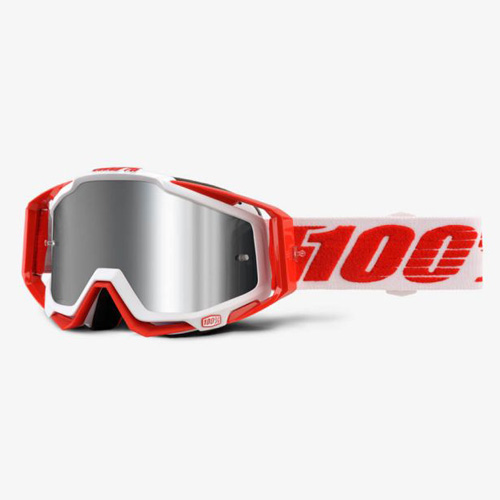 100% Racecraft Plus Bilal Goggle Image