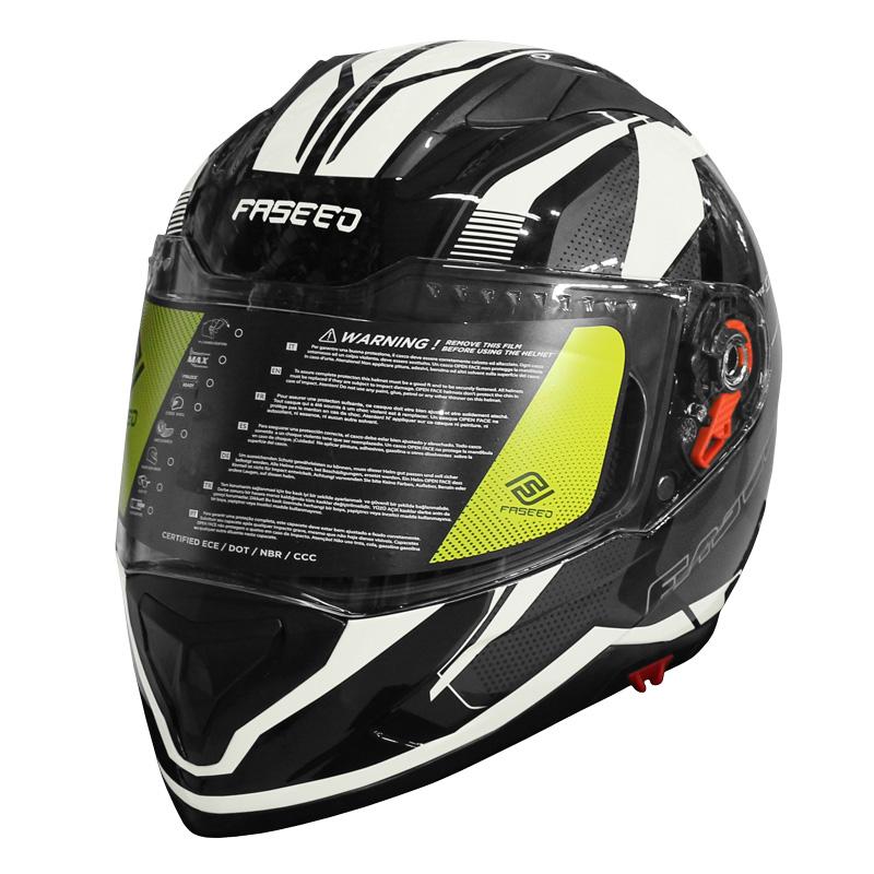 Faseed FS-819 Graphic Helmet Image