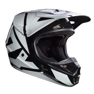 Fox V1 Race Helmet Image
