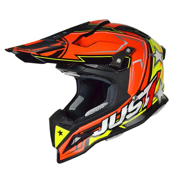 Just1 J12 Aster Carbon Helmet Image