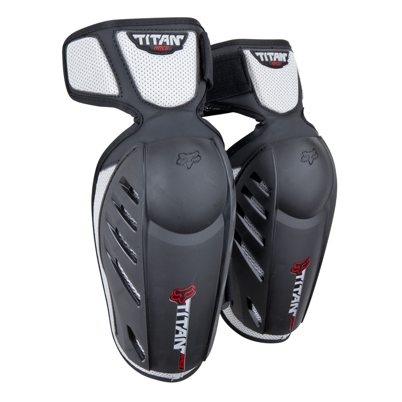 Fox Titan Race Youth Elbow Guards Image