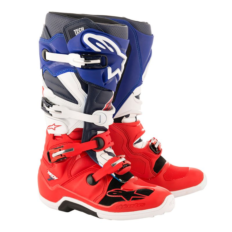 Alpinestars Tech 7 Boots LIMITED EDITION Image