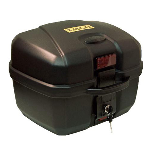Emgo - 28 Litre Top Box with Bracket Image