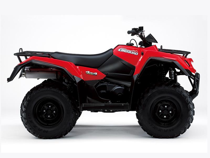 Suzuki LT-A400FM0 Quad Image
