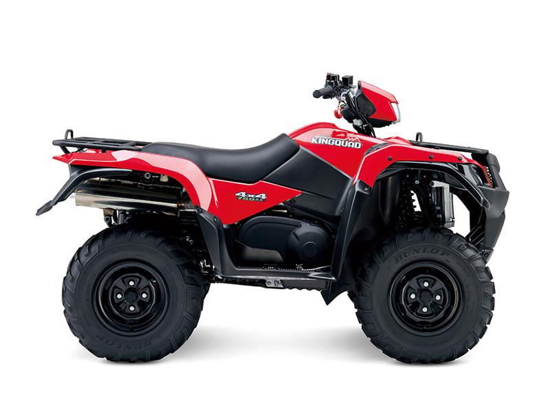 Suzuki LT-A750XL9 Quad Image