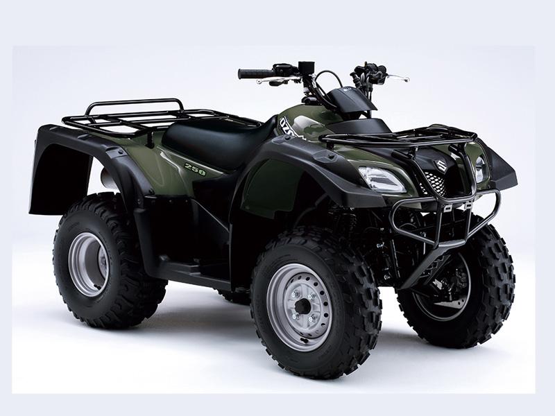 Suzuki LT-F250L Quad Image