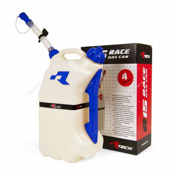 R-Tech - 15L Fuel Canister - Blue Image