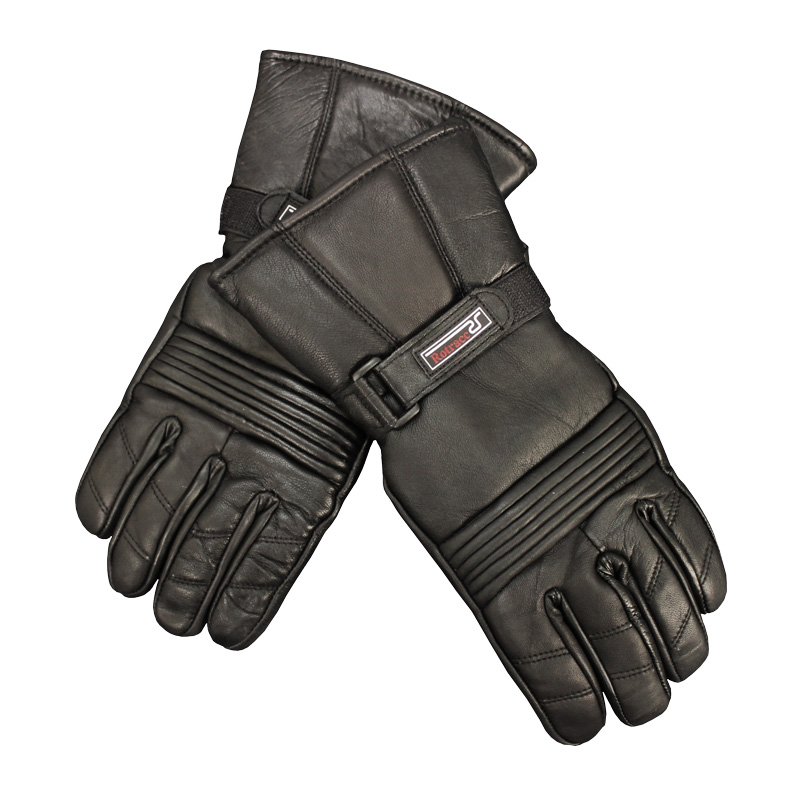 Rotracc GRD Leather Winter Gloves Image