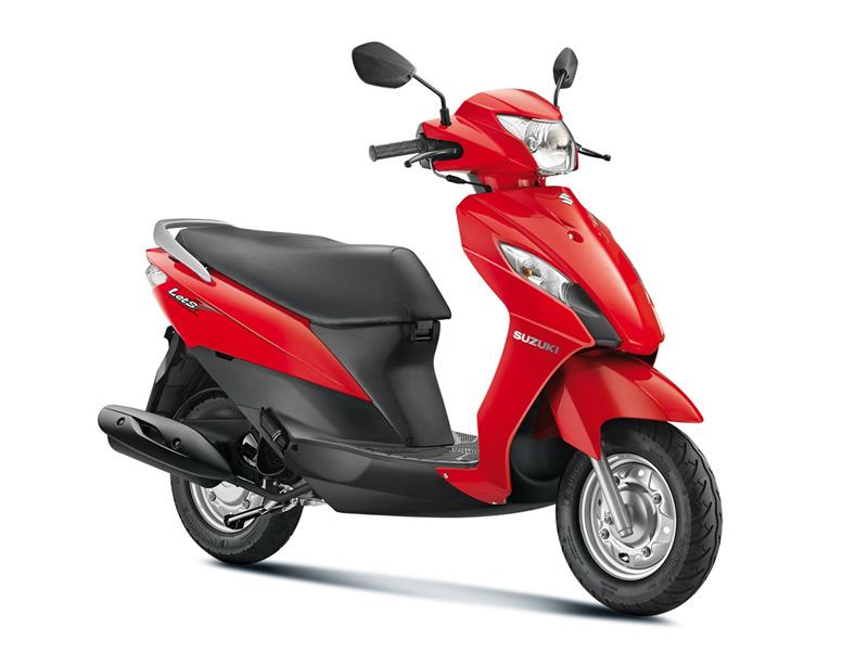 Suzuki UR110 Scooter Image