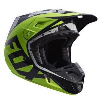 Fox V2 Nirv Helmet Image