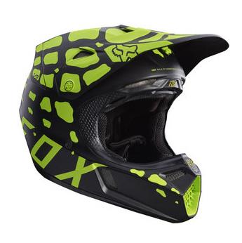 Fox V3 Grav Helmet Image