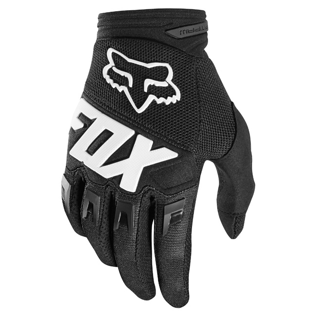Fox Dirtpaw Race Youth Gloves - Various Colours Image