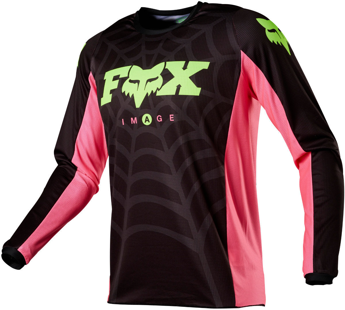 FOX 180 Venin Youth Motocross Jersey Image
