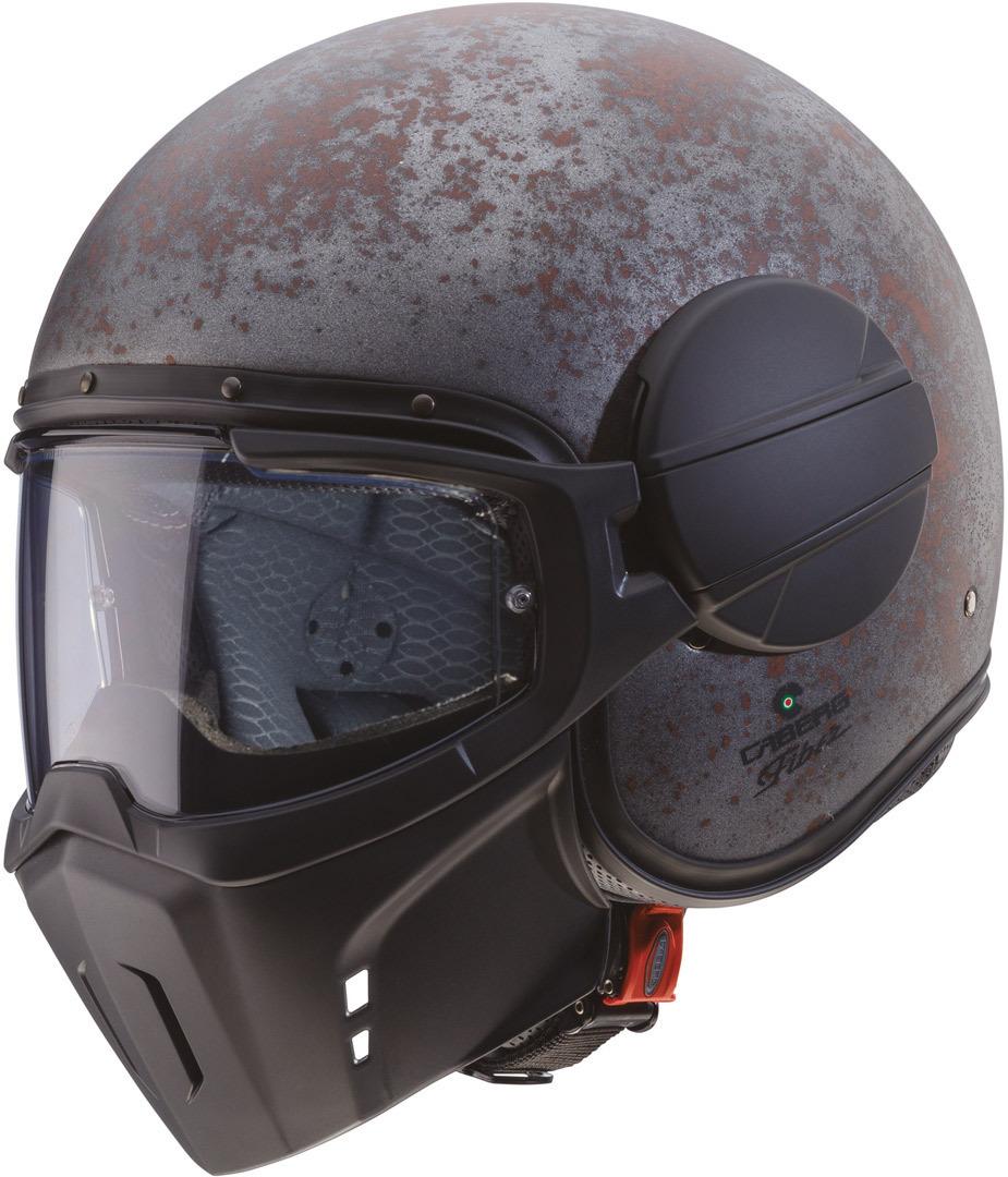 Caberg Ghost Flip-Up Helmet Rust Image