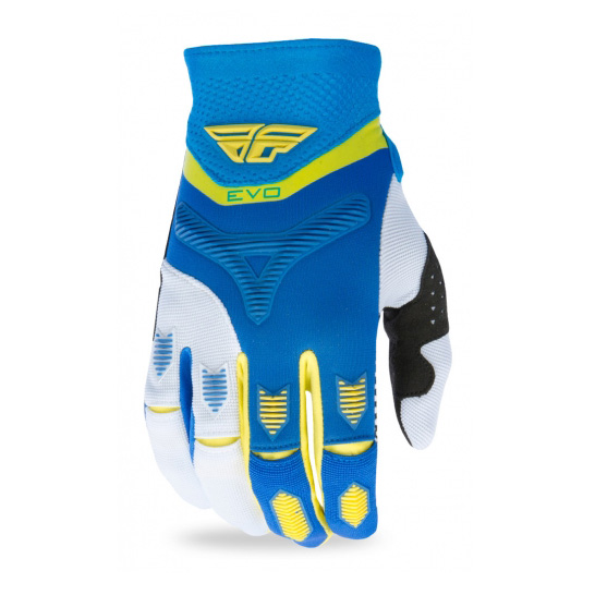 Fox Evolution Gloves Image