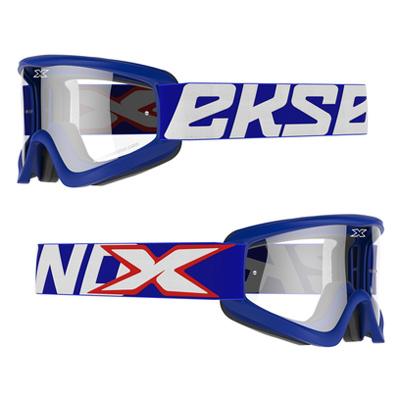 Eks Brand - Gox Flatout Goggles - Various Colours Image