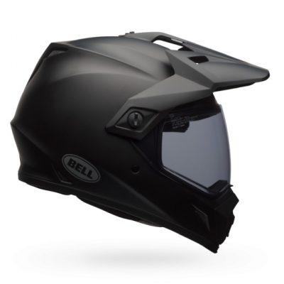 Bell MX-9 Adv Mips Matte Helmet (clear visor only) Image
