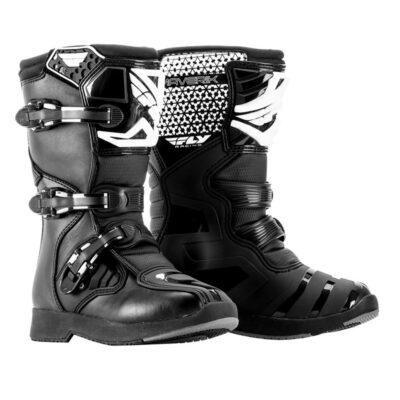 Fly Maverik Youth Boots - Black Image