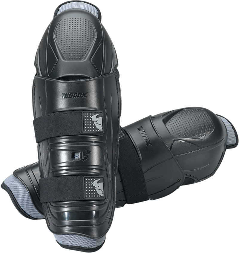 Thor Quadrant Knee Guards Youth Image