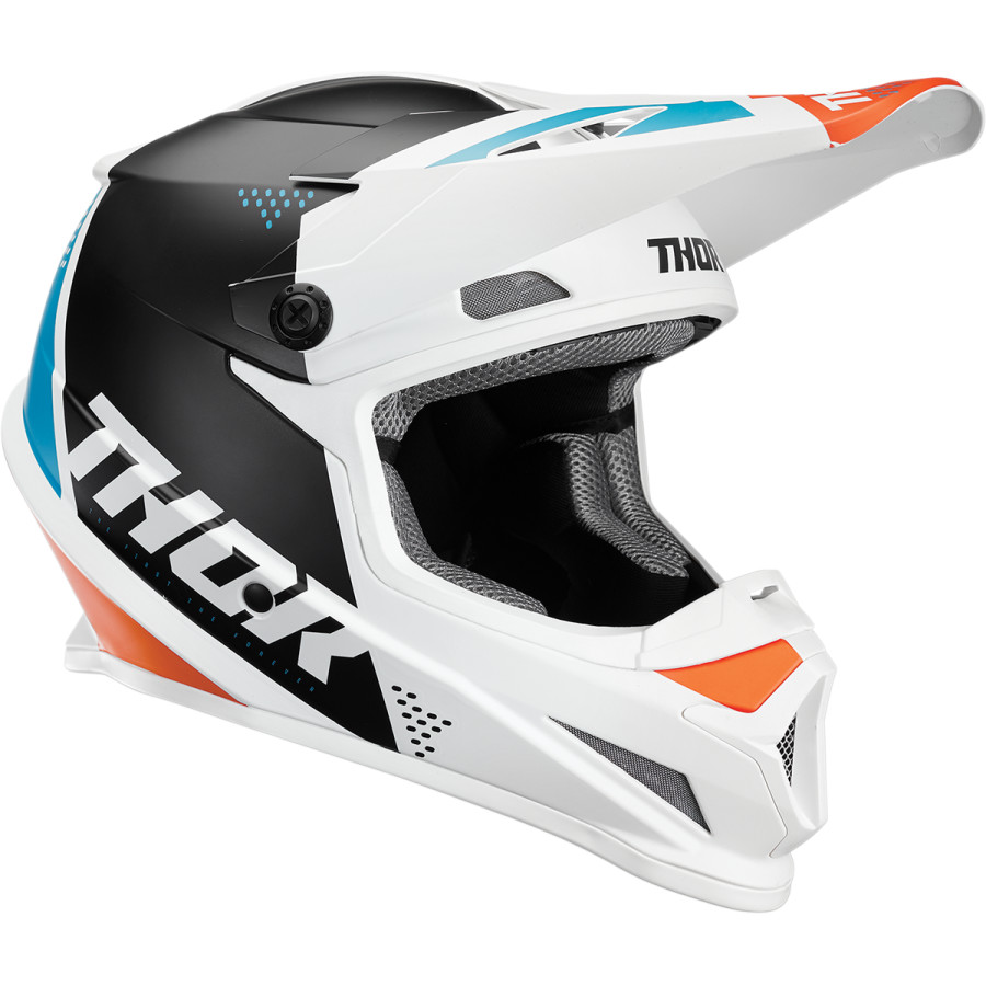 Thor Sector Blade Helmet Image