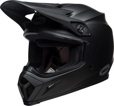 Bell MX-9 Mips Solid Motocross Helmet Image