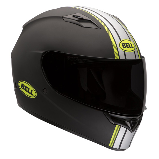 Bell Qualifier Rally Helmet - Clear Visor only Image