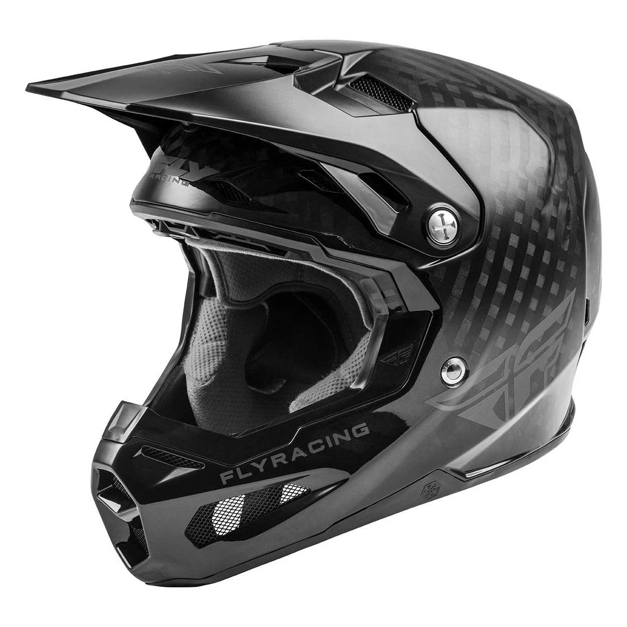 Fly Formula Vector Helmet - Black Image