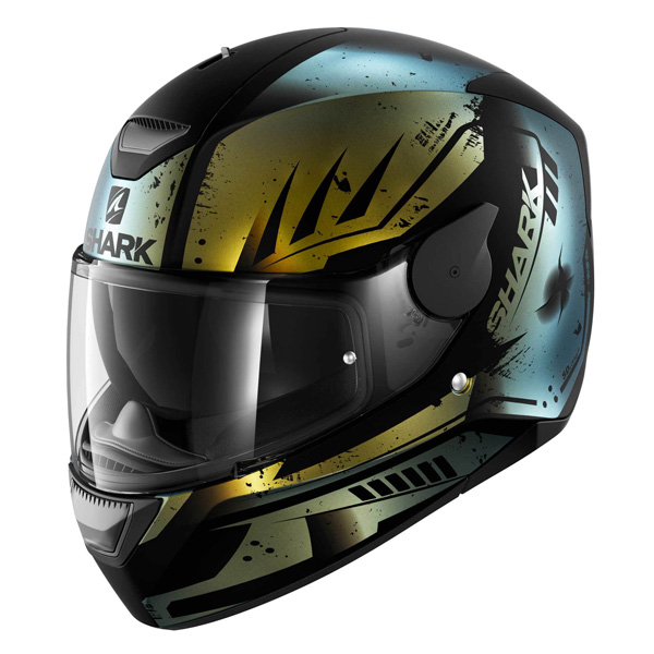 Shark D-SKWAL Dharkov Helmet Image
