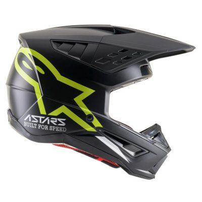 Alpinestars S-M5 Compass Motocross Helmet Image