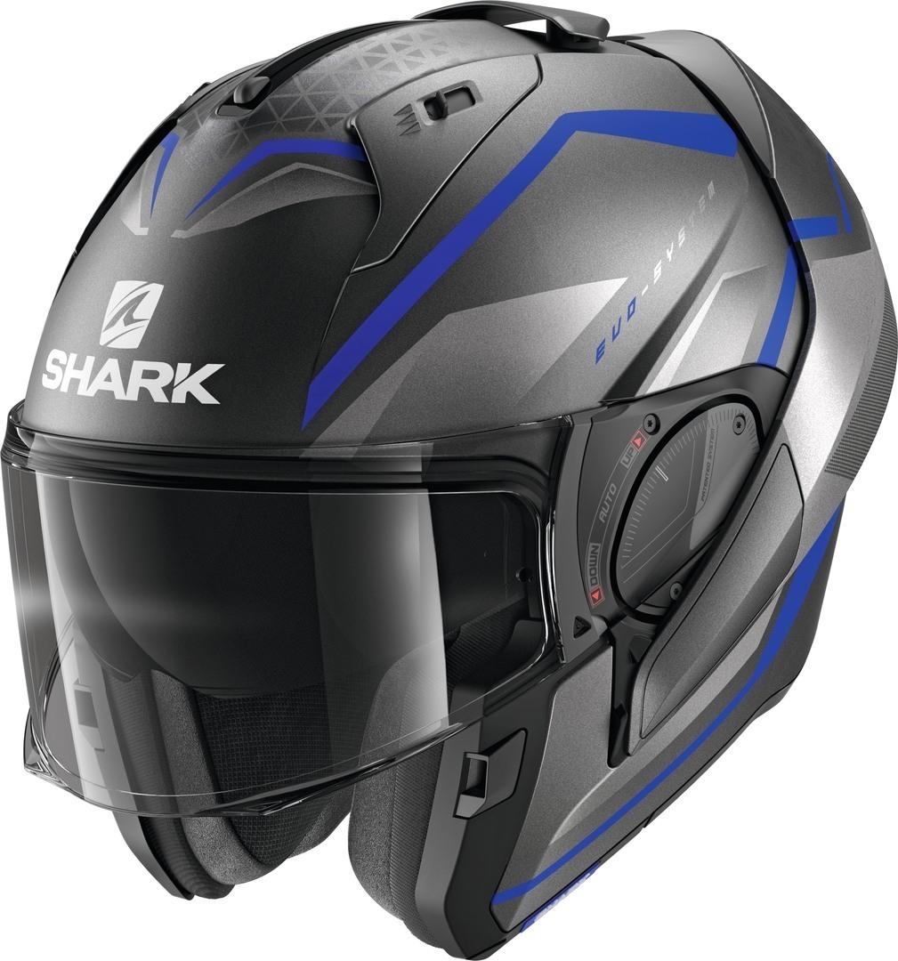 Shark Evo-ES Yari Helmet - Blue Image