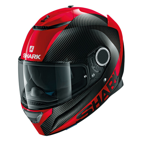 Shark Spartan Carbon Helmet Image
